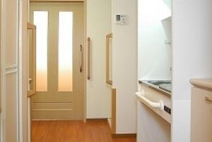 そんぽの家 吹上(旧名称:アミーユレジデンス吹上) 居室キッチン
