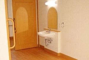 そんぽの家 浄心(旧名称:アミーユ浄心) 居室洗面