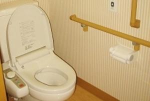そんぽの家 浄心(旧名称:アミーユ浄心) 居室トイレ