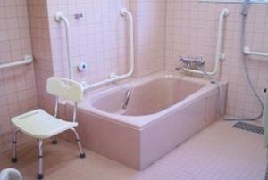 そんぽの家 浄心(旧名称:アミーユ浄心) 浴室