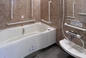 そんぽの家 錦糸町(旧名称:Sアミーユ錦糸町) 居室浴室