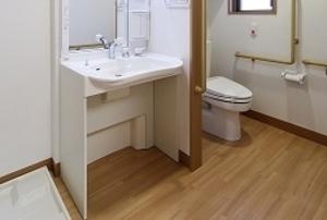 そんぽの家 錦糸町(旧名称:Sアミーユ錦糸町) 居室洗面・トイレ