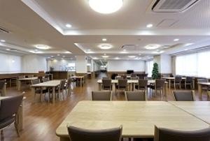 そんぽの家 錦糸町(旧名称:Sアミーユ錦糸町) 食堂