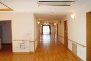 そんぽの家 浜松(旧名称:アミーユ浜松) 廊下