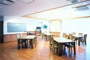 そんぽの家 蘇我(旧名称:アミーユ蘇我) 食堂