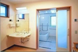 そんぽの家 蘇我(旧名称:アミーユ蘇我) 浴室