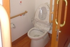 そんぽの家 南多聞台(旧名称:アミーユ南多聞台) 居室トイレ