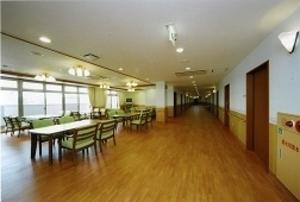 そんぽの家 南多聞台(旧名称:アミーユ南多聞台) 食堂