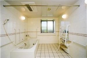 そんぽの家 南多聞台(旧名称:アミーユ南多聞台) 浴室