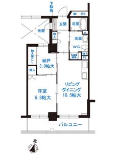 ライフ&シニアハウス所沢(東館・西館) の画像(13枚目)