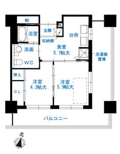 ライフ&シニアハウス所沢(東館・西館) の画像(14枚目)