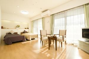 メディカルホームグランダ深江南 ご夫婦でのご入居に際しては広いお部屋もご提案させていただきます。