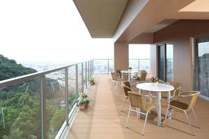 メディカルホームグランダ岡本 神戸・大阪の街や大阪湾を見下ろす圧巻の眺望をお楽しみいただけます。