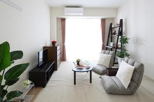 メディカルホームここち大元 ご夫婦でのご利用でしたら、1室をリビング、1室を寝室という使い方もできます。