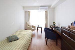 リハビリホームグランダ摂津本山 ご入居者様にゆっくりとお過ごしいただける空間となっております。