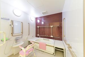 すまいゆ藤間 一般浴室