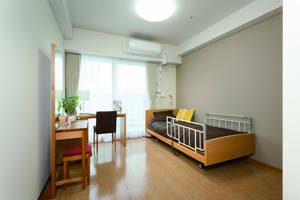 ネクサスコート豊平 心地良さと安全性・利便性を兼ね備えた居室をご用意
