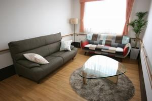 家族の家ひまわり宝積寺 談話スペース3