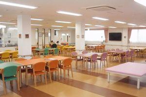 家族の家ひまわり一橋学園 食堂2