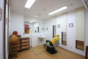 家族の家ひまわり一橋学園 理美容室1