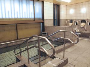 浅草ケアパークそよ風 浴室(大浴場)