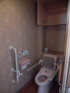 ロイヤルレジデンス大宮 トイレ