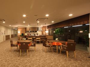 チャームスイート宝塚売布 ご入居者様やご家族様のカフェコーナーとしてご利用いただけます。(有料)