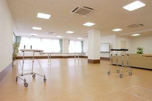 介護付有料老人ホーム ハーモニアス谷上 機能訓練室