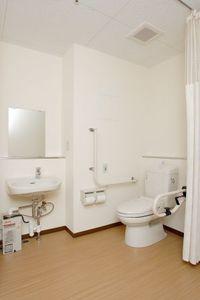 介護付有料老人ホーム ハーモニアス谷上 トイレ・洗面台