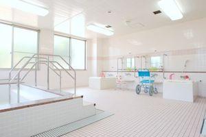 介護付有料老人ホーム ハーモニアス谷上 大浴室