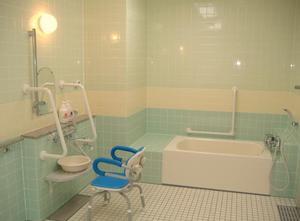 ウェルライフヴィラ河口湖 浴室(個人用)