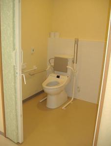 ウェルライフヴィラ河口湖 共用トイレ