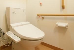 そんぽの家S 姪浜(旧名称:Cアミーユ姪浜) トイレ