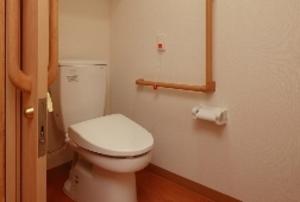 そんぽの家S 宝塚小林(旧名称:Cアミーユ宝塚小林) 居室トイレ