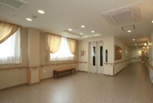 そんぽの家S 宝塚小林(旧名称:Cアミーユ宝塚小林) 廊下
