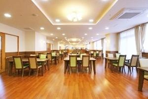 そんぽの家S 東古松(旧名称:Cアミーユ東古松) 食堂