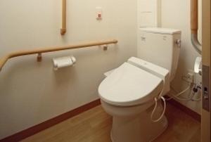 そんぽの家S 多摩川(旧名称:Cアミーユ多摩川) 居室トイレ