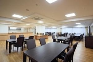 そんぽの家S 多摩川(旧名称:Cアミーユ多摩川) 食堂
