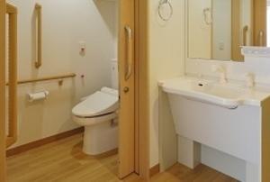 そんぽの家S 船橋前原(旧名称:Cアミーユ船橋前原) 居室洗面・トイレ