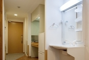 そんぽの家S 西糀谷(旧名称:Cアミーユ西糀谷) 居室洗面
