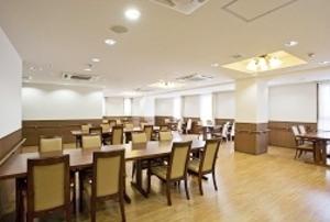 そんぽの家S 神戸上沢(旧名称:Cアミーユ神戸上沢) 食堂